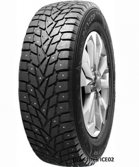 175/65R14   SP Winter ICE-02  82T